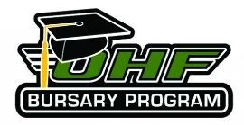 Logo for OHF Bursary Program