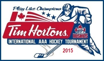 Tim Hortons International AAA Hockey Tournament