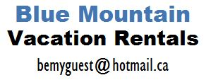 Blue Mountain Vacation Rentals