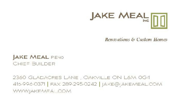 Jake Meal Inc.