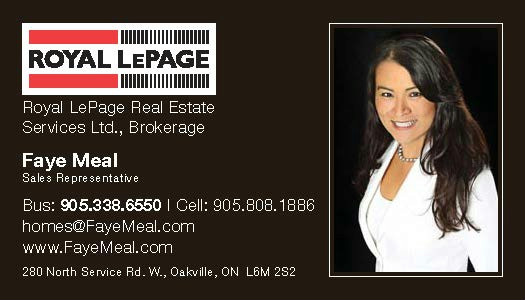 Royal LePage; Faye Meal