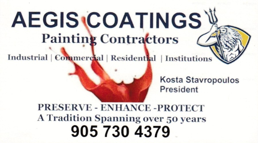 Aegis Coatings