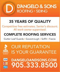 D'Angelo & Sons Roofing