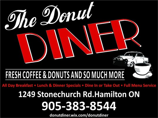 The Donut Diner