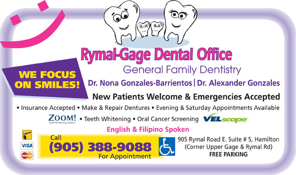 Rymal-Gage Dental