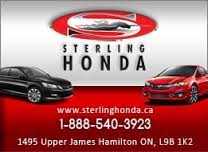 Sterling Honda - Upper James