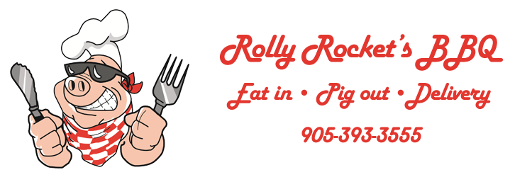 Rolly  Rockets BBQ