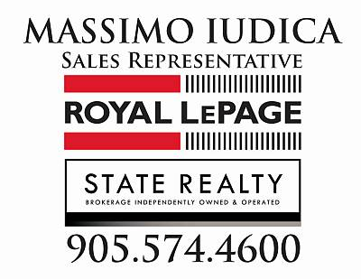 Massimo Iudica - Royal LePage Realty