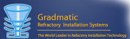 GRADMATIC REFACTORY INSTALLATIONS SYSTEMS