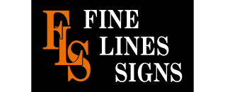 Fine Line Signs
