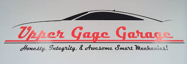 Upper Gage Garage