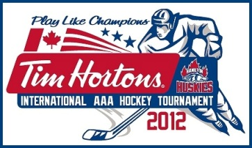 Tim Hortons AAA International Hockey Tournament